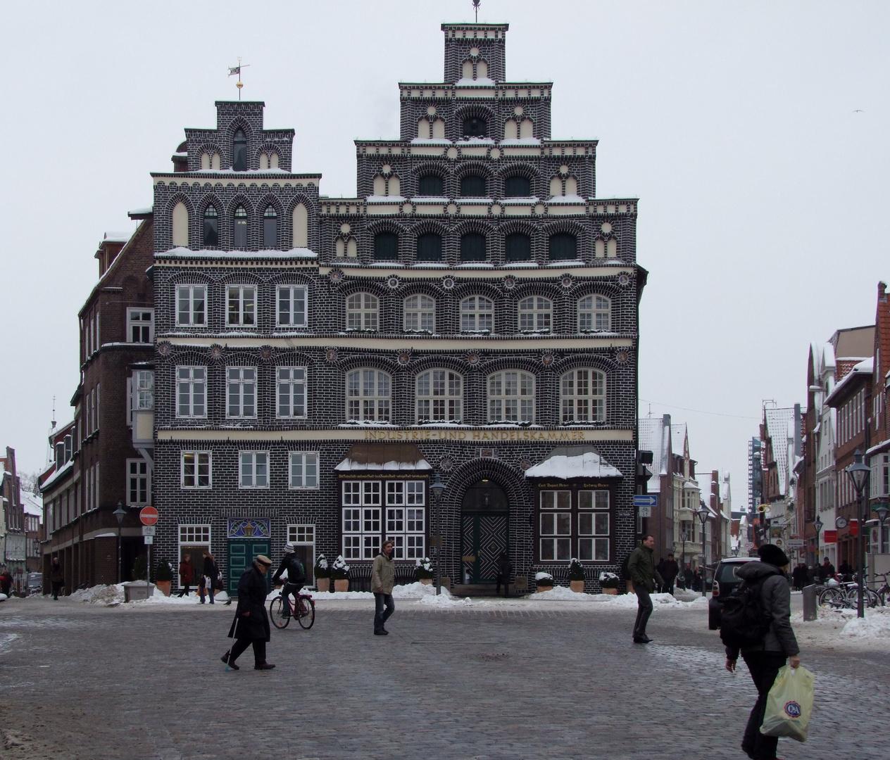 Haus am Platz Am Sande