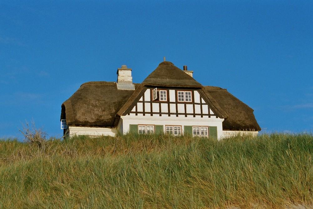 Haus am Stand - Dänemark