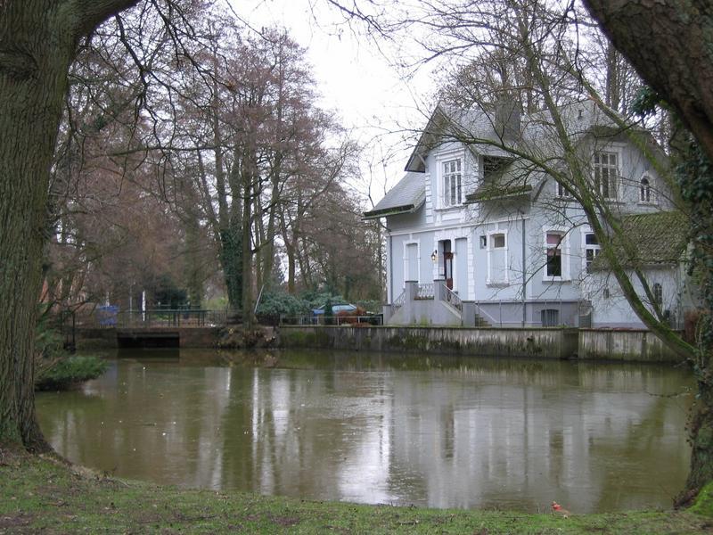 Haus an der Graft