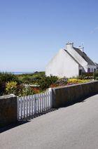 Haus auf der Insel Ouessant