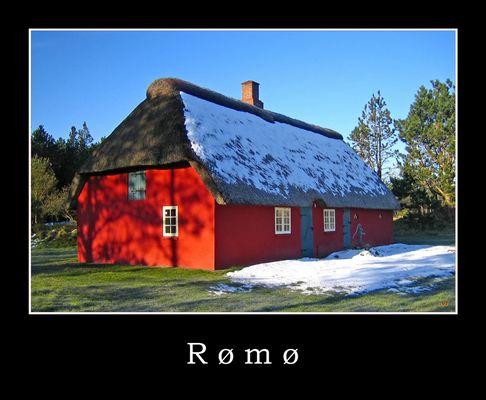Haus auf Romo in Dänemark