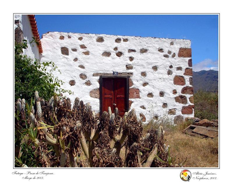 Haus bei Los Sitios