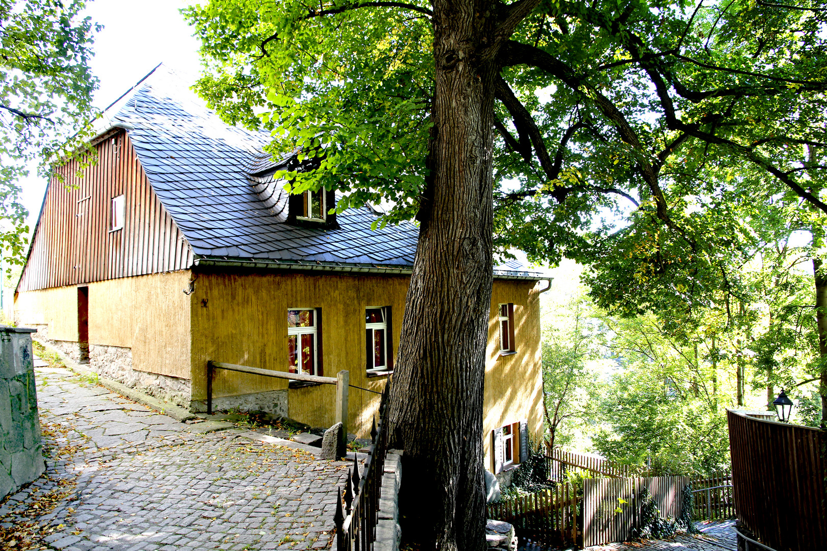 Haus bei Stollberg