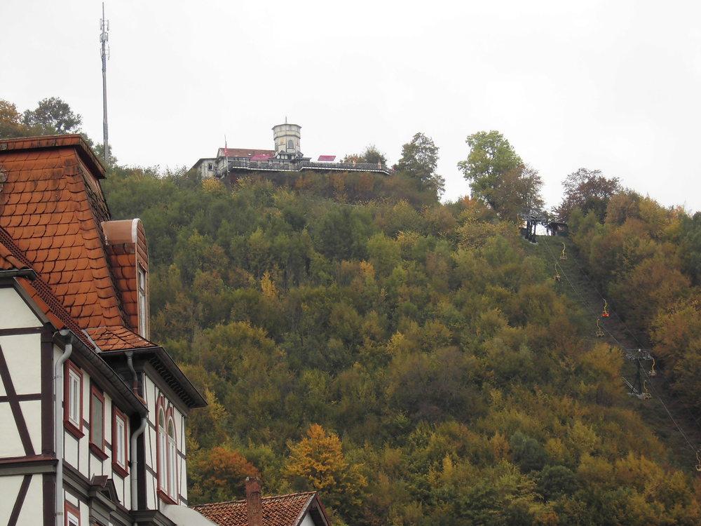 Haus-Berg Bad-lauterberg