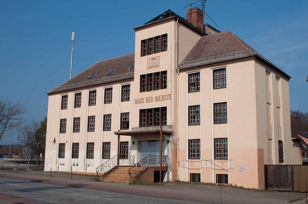 """""""Haus der Dienste"""" - 2012"""