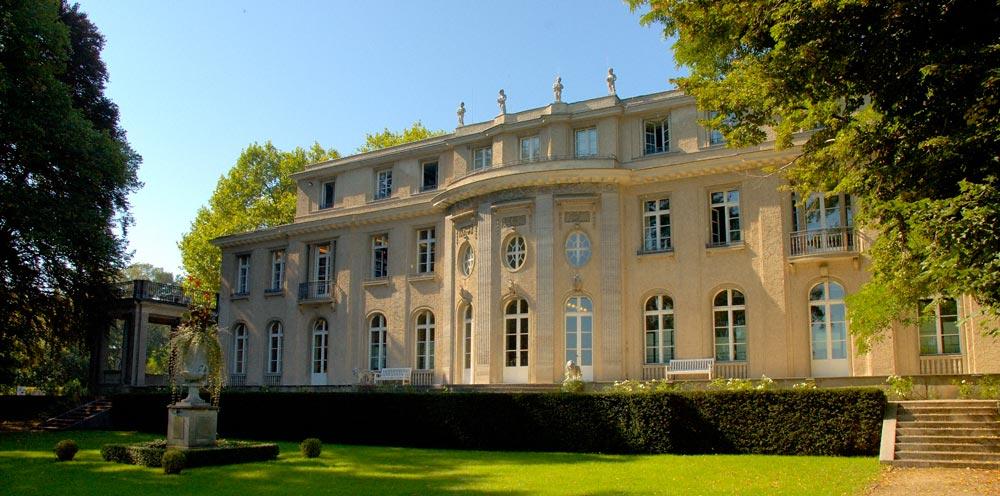 Haus der Wannsee Konferenz Foto & Bild