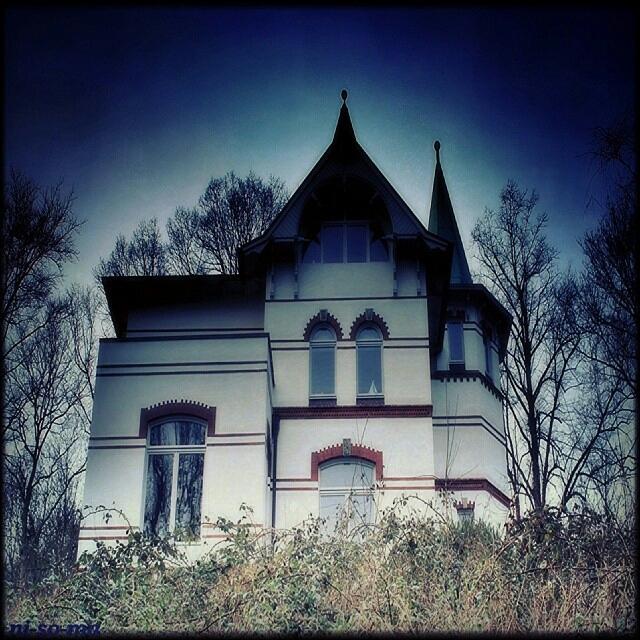 Haus der zwei Tuerme