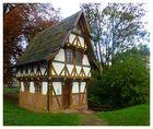 Haus des Hafenmeisters in Holzminden/Weser
