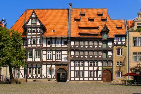 ~ Haus des Handwerks am Burgplatz in Braunschweig ~