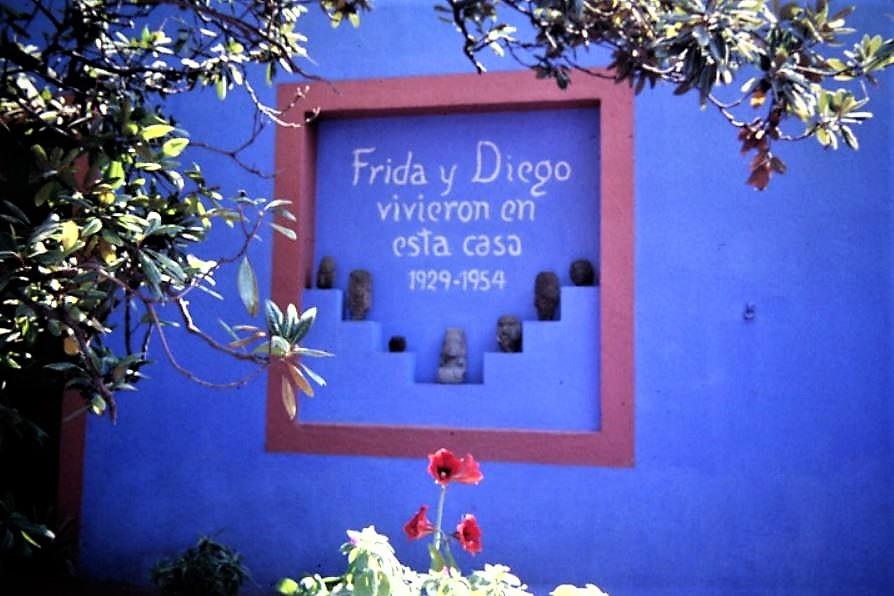 Haus Frida Kahlo Mex-40