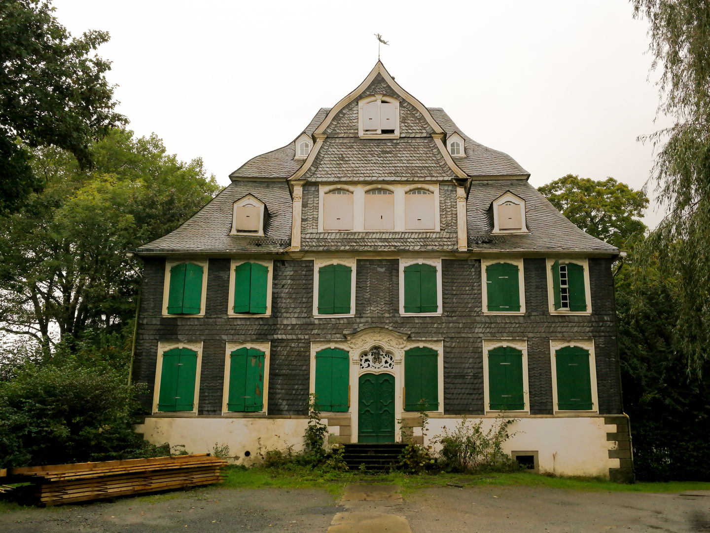 Haus Harkorten in Hagen-Westerbauer, erbaut 1756