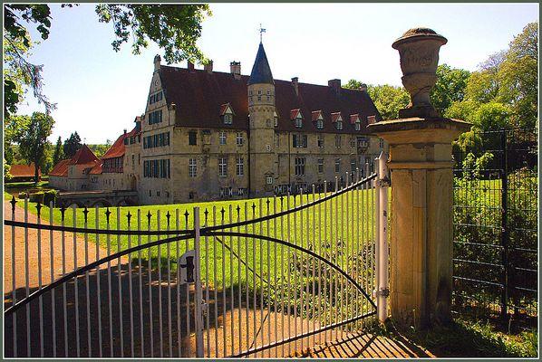 Haus Havixbeck auf der Schlösserroute