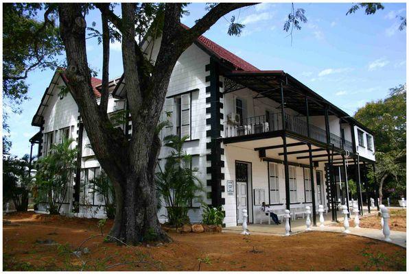 Haus im Kolonialstil