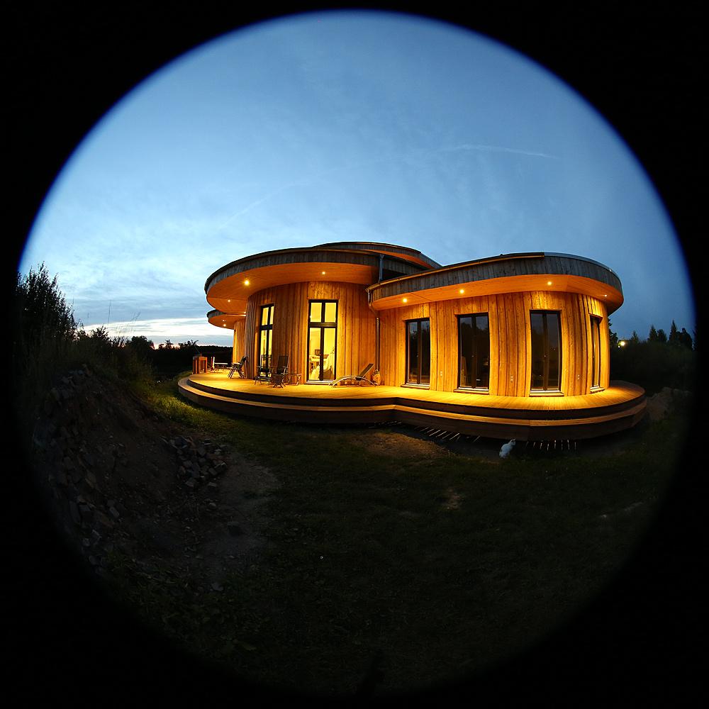 Haus im Kreis