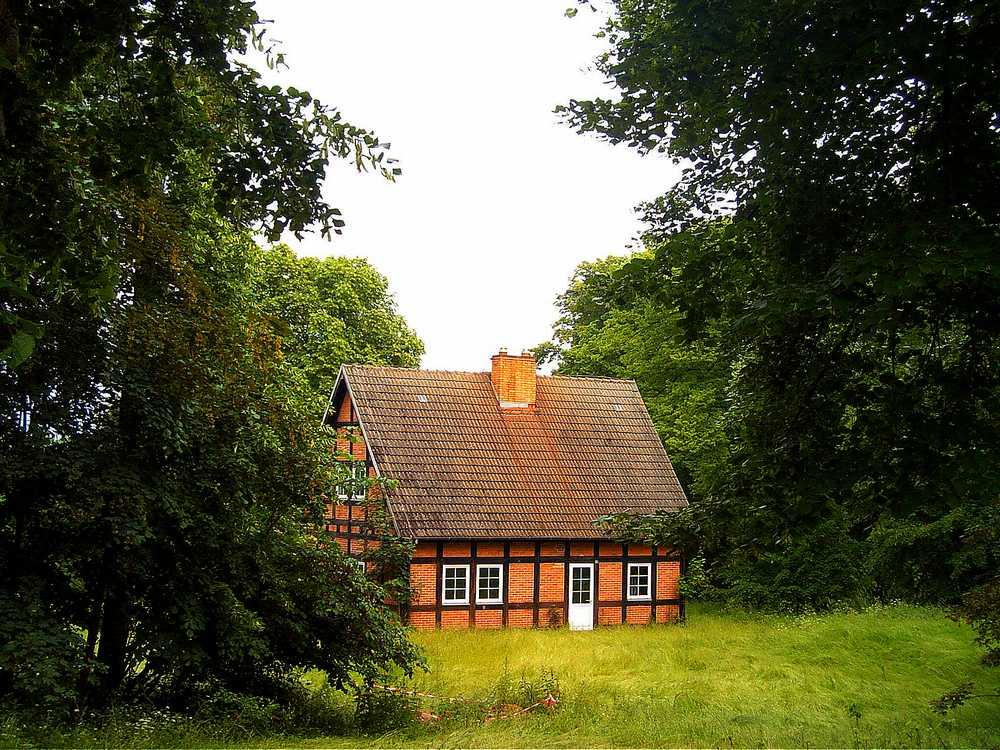 Haus im Park von Alt Rehse