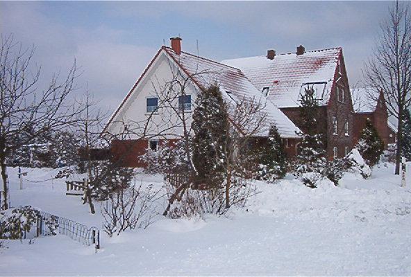 Haus im Schnee 2006