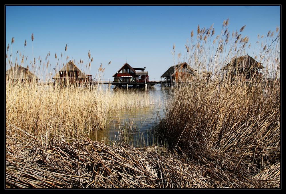 Haus im See Ungarn - Fertörakos