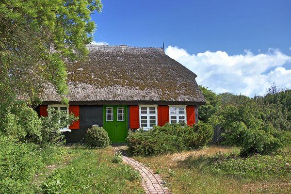Haus in Ahrenshoop