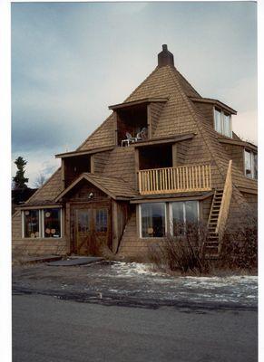 Haus in Atlin BC