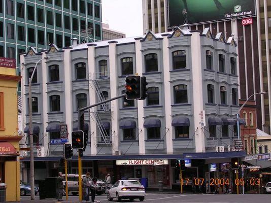 Haus in Auckland, Queensstreet