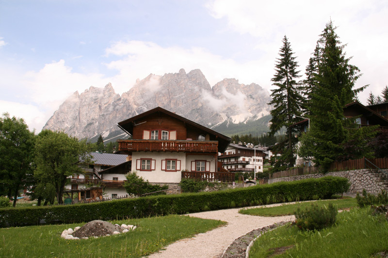 Haus in Cortina d'Ampezzo