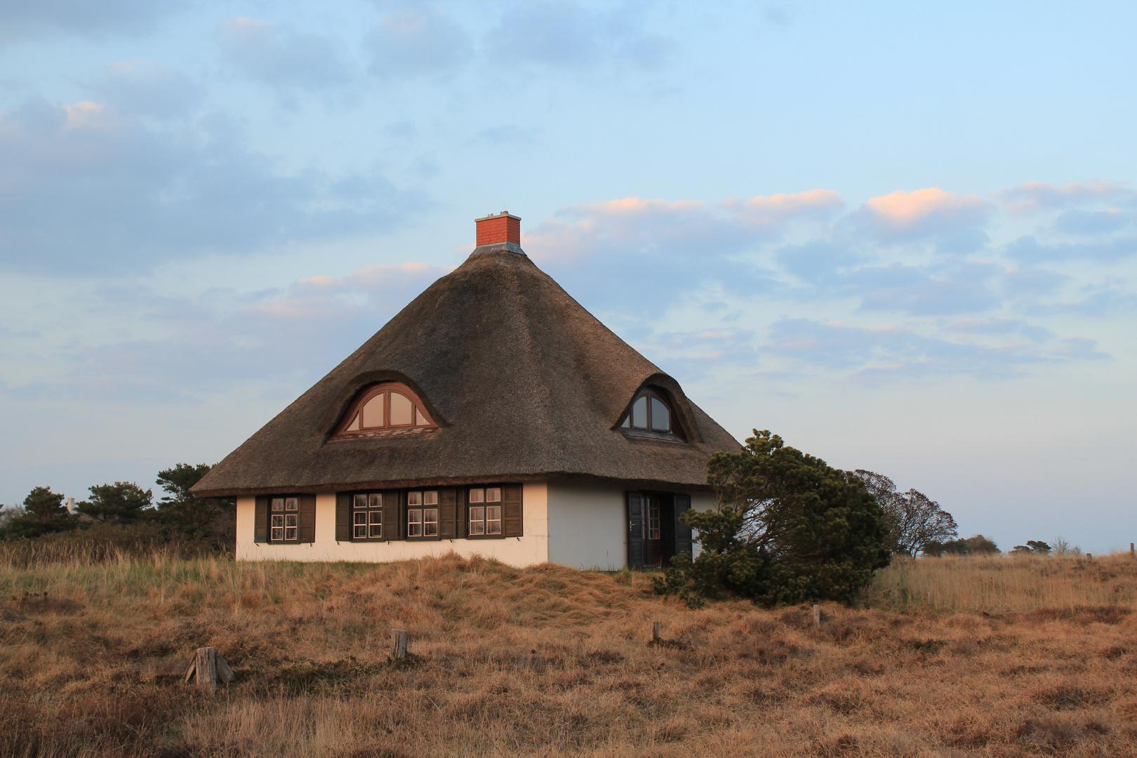 Haus in der Heide