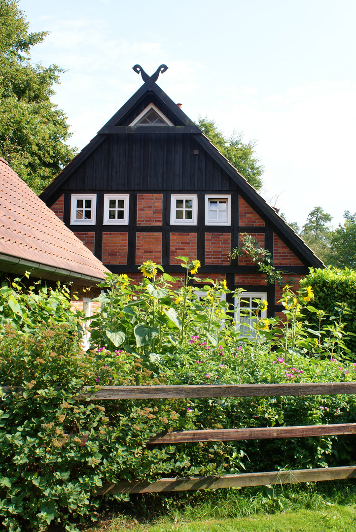 Haus in Fischerhude