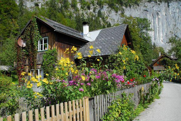 Haus in Gössl am Grundlsee