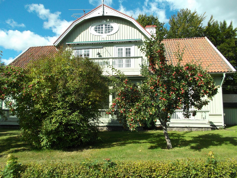 Haus in Hjo am Vätternsee