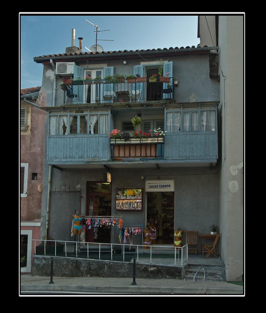 Haus in Lovran (Kroatien)