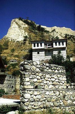 Haus in Melnik
