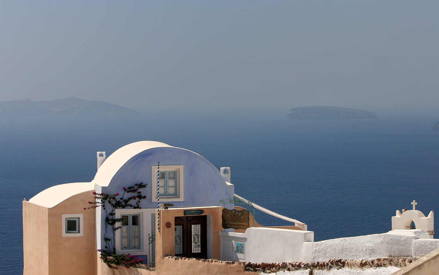 Haus in Oia