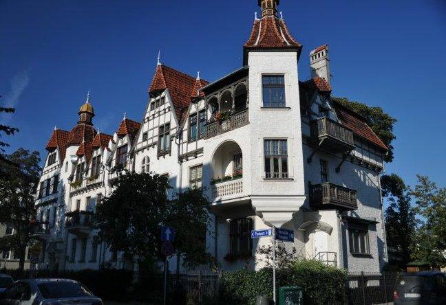Haus in Sopot