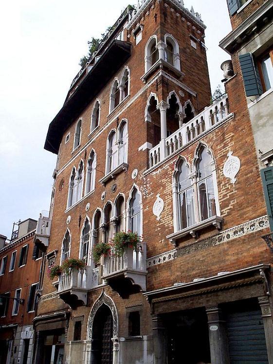Haus in Venedig