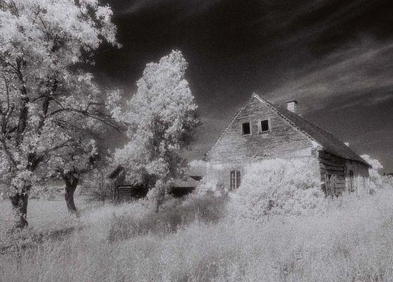 Haus - Infrarot