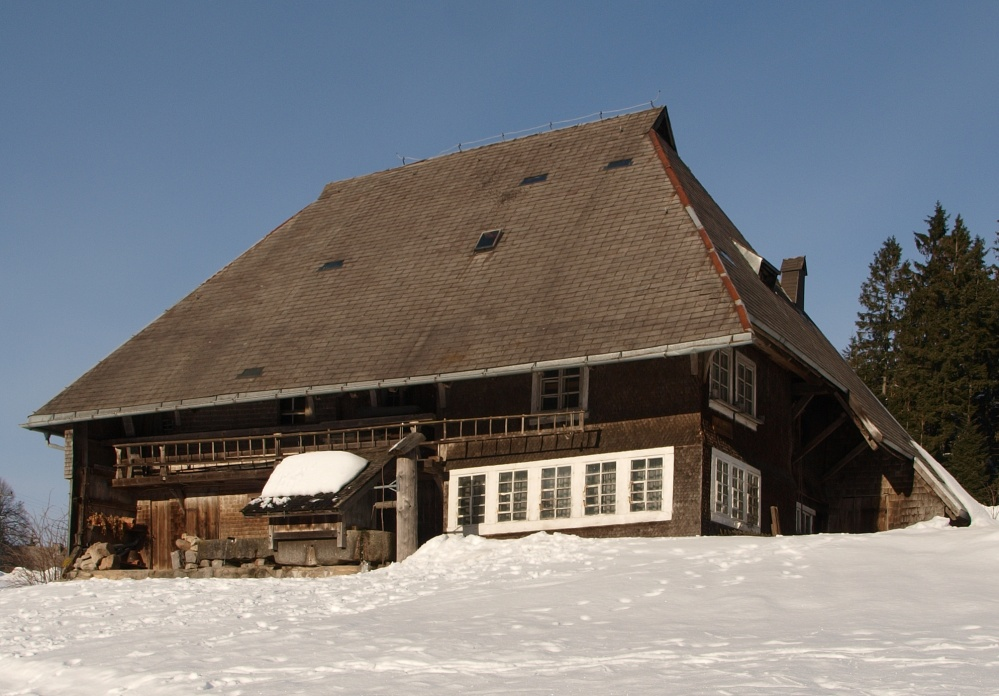 Haus vom Hoch Mariele