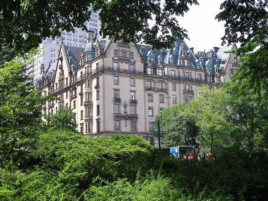 Haus von John Lennon in New York