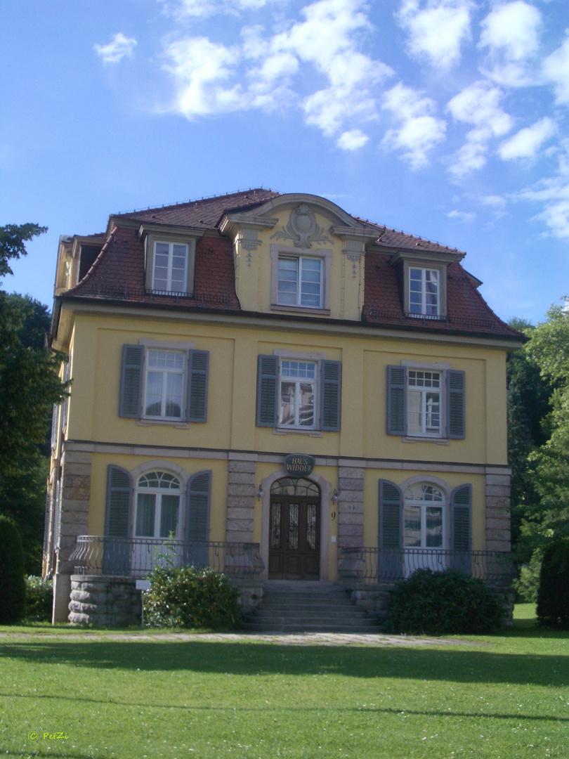 Haus Widder