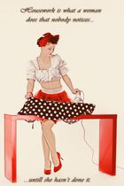 Hausarbeit - pin up fotoshooting hannover