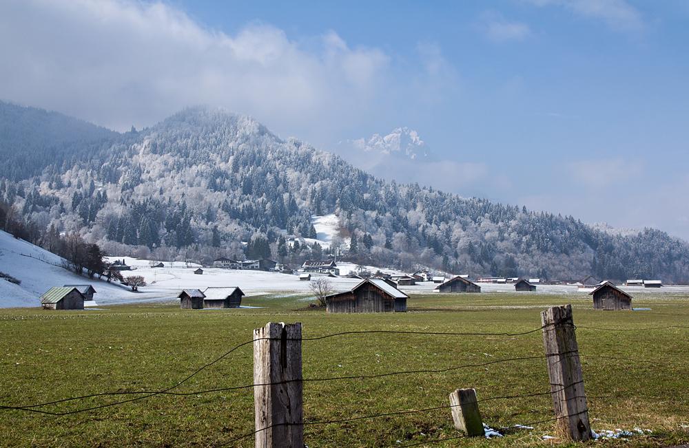 Hausberg-Garmisch