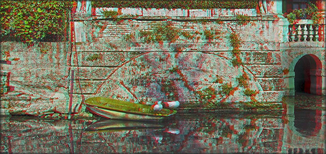 Hausboot (3D)