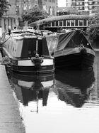 Hausboote in London