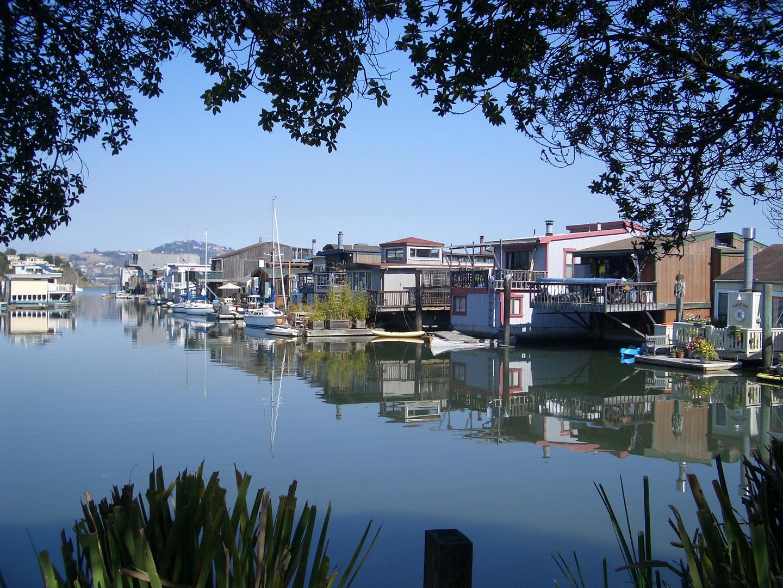 Hausboote San Francisco
