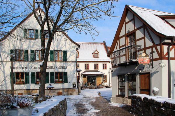 Hausbrauerei - Gasthof - Biergarten
