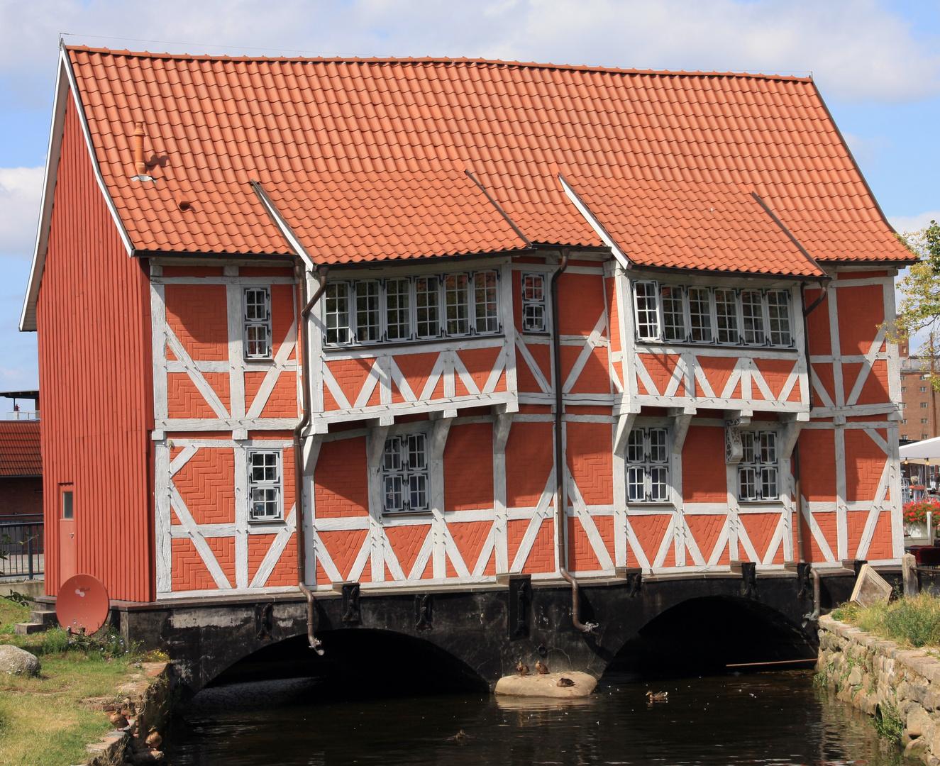 Hausbrücke Wismar