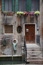 Hauseingang a la Venezia