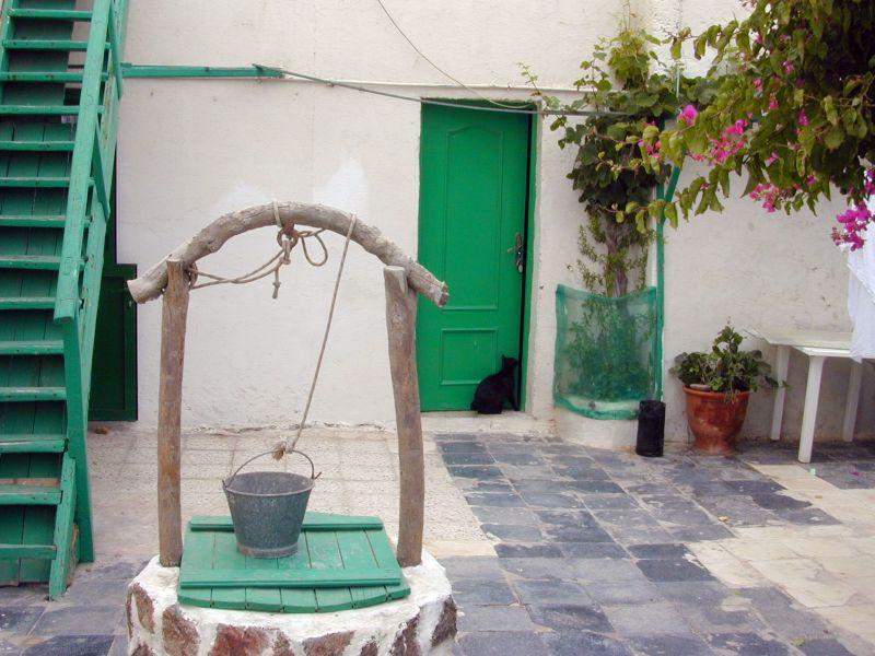 Hauseingang auf Fuerteventura