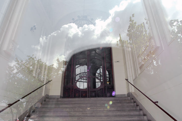 hauseingang, budapest