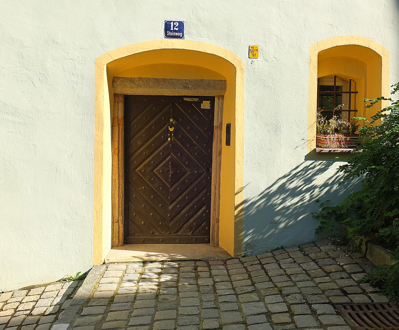 Hauseingang Passau