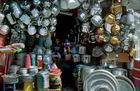 Haushaltsgeschäft in Sanaa